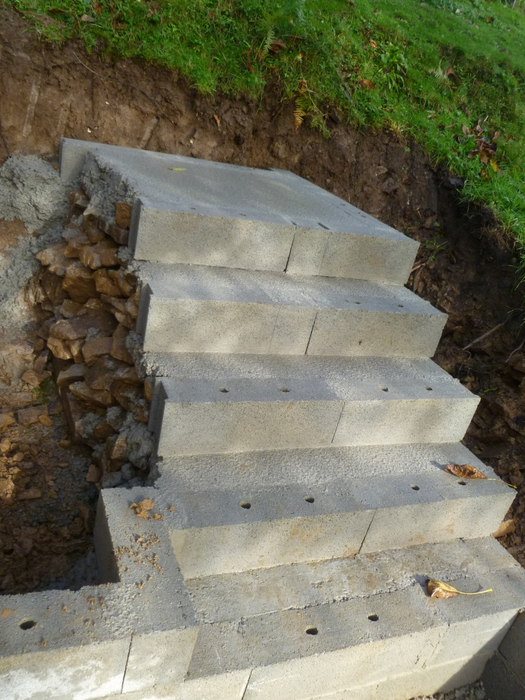 I do believe those are my kitchen steps